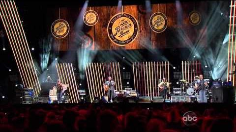 Zac Brown Band - Keep Me In Mind - CMA Music Fest 2011