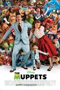 300px-TheMuppets1Sheet