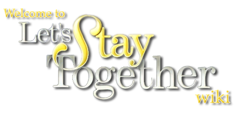 Let's Stay Together wiki logo welcome