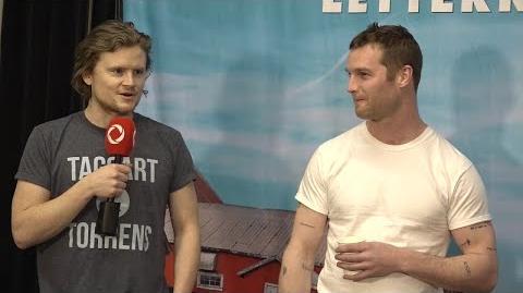 Letterkenny Boys Talk Season 5 and the Letterkenny Live Show