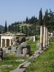 Trésor des athéniens