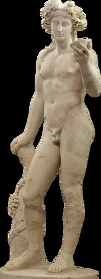 Dionysos Richelieu Louvre trans