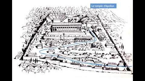 Les mystères de Delphes
