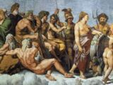 Correspondances dieux grecs et dieux latins