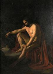 Euripide composant ses tragédies-1-