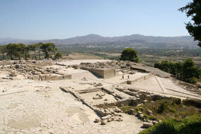 Phaestos crete 3428