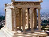 Le temple d'Athéna Nikè
