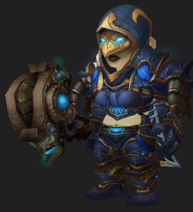 Gnomeregan Dreadwalker