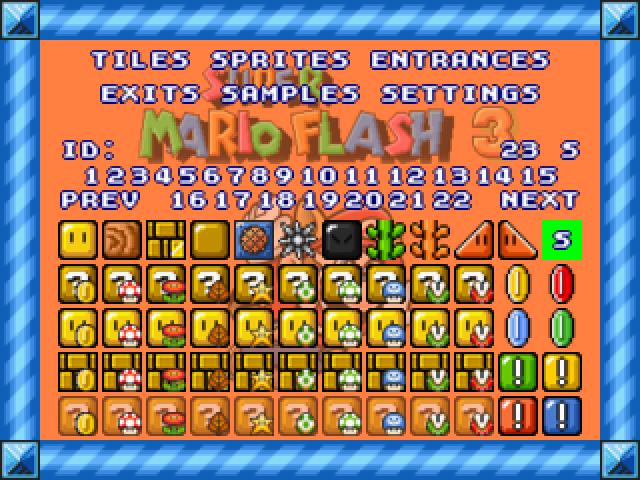 Super mario flash 3 level palace wiki fandom powered by wikia smf3 level editor gumiabroncs Choice Image