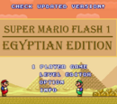 Super Mario Flash: Egyptian Edition