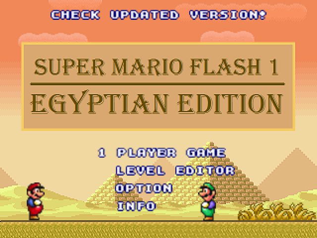 super mario flash 4.0