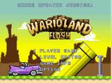 Wario Land Flash