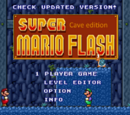 Super Mario Flash: Cave Edition