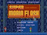 Super Mario Flash: Cave Edition