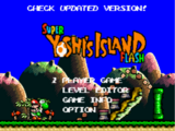 Yoshi's Island Flash