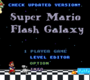 Super Mario Flash Galaxy