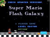 Super Mario Flash Galaxy