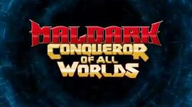 Conqueror of all worlds logo