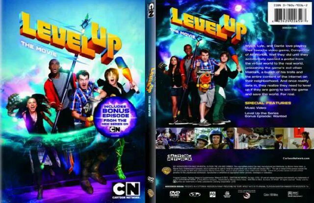 File:Level Up DVD Cover.JPG