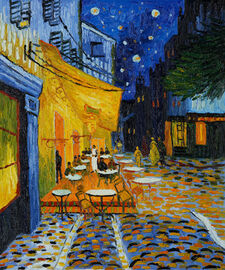 Cafe Terrace Van Gogh
