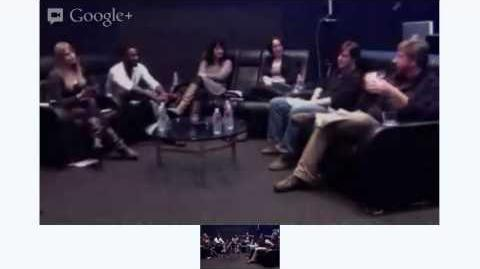Leverage Winter Premiere Hangout