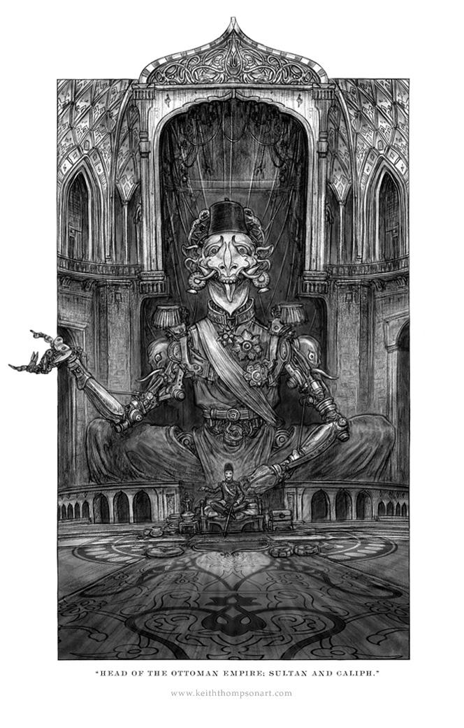 Sultan Leviathan Wiki Fandom Powered By Wikia