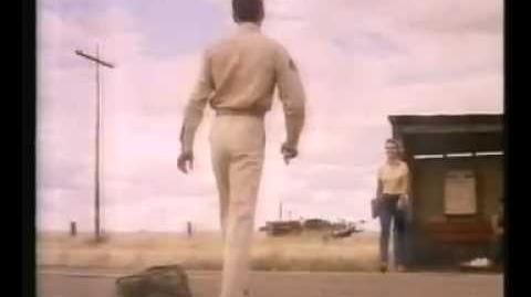 Levi's commercial with Julian McMahon (My Girl) (1987)