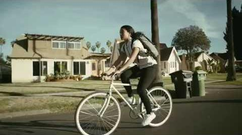Levi's® Commuter The Ride - Brittany Green