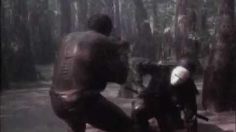 The Avenging Force Michael Dudikoff vs Ninja