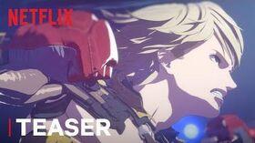 Levius Teaser HD Netflix