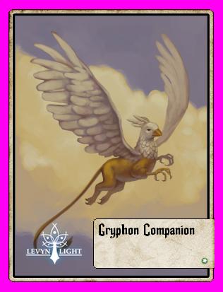Gryphon Companion