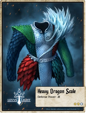 Heavy Dragon Scale