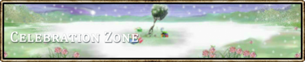 Location banner Celebration Zone