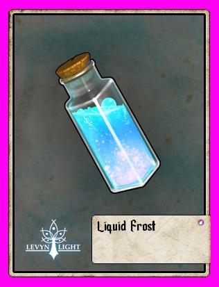 Liquid frost levynlight wiki fandom powered by wikia mightylinksfo