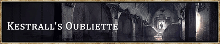 Location banner Kestrall's Oubliette
