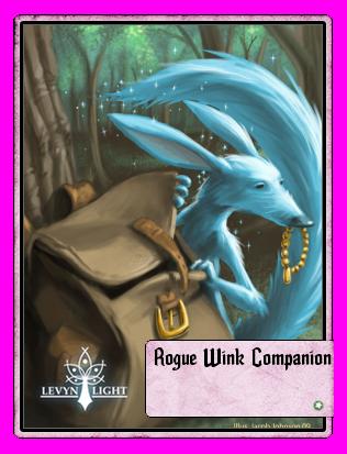Rogue Wink Companion