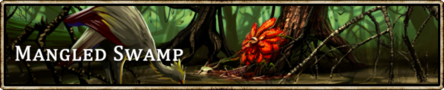 Location banner Mangled Swamp