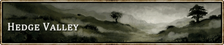 Location banner Hedge Valley