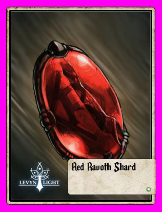 Red Ravoth Shard