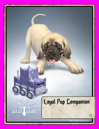 Loyal Pup Companion