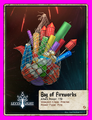 Bag of Fireworks