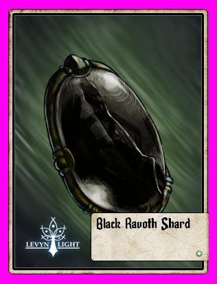 Black Ravoth Shard