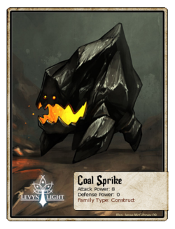 Coal Sprike