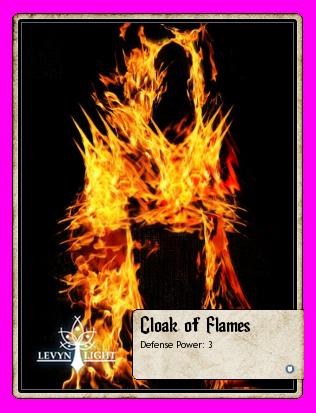 Cloak of Flames