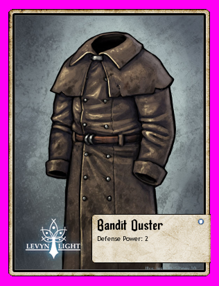 Bandit Duster