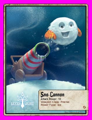 Sno-Cannon