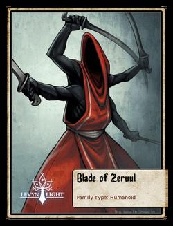 Blade of Zeruul