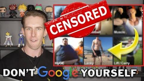 I Found Myself On A Fetish Website - Why You Should NEVER Google Yourself.