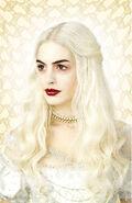 White-queen 1600