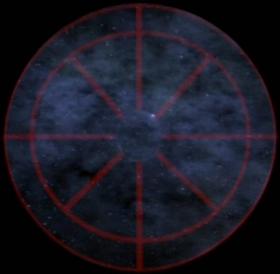 View of the Diminishing Carma P-2 Galaxy